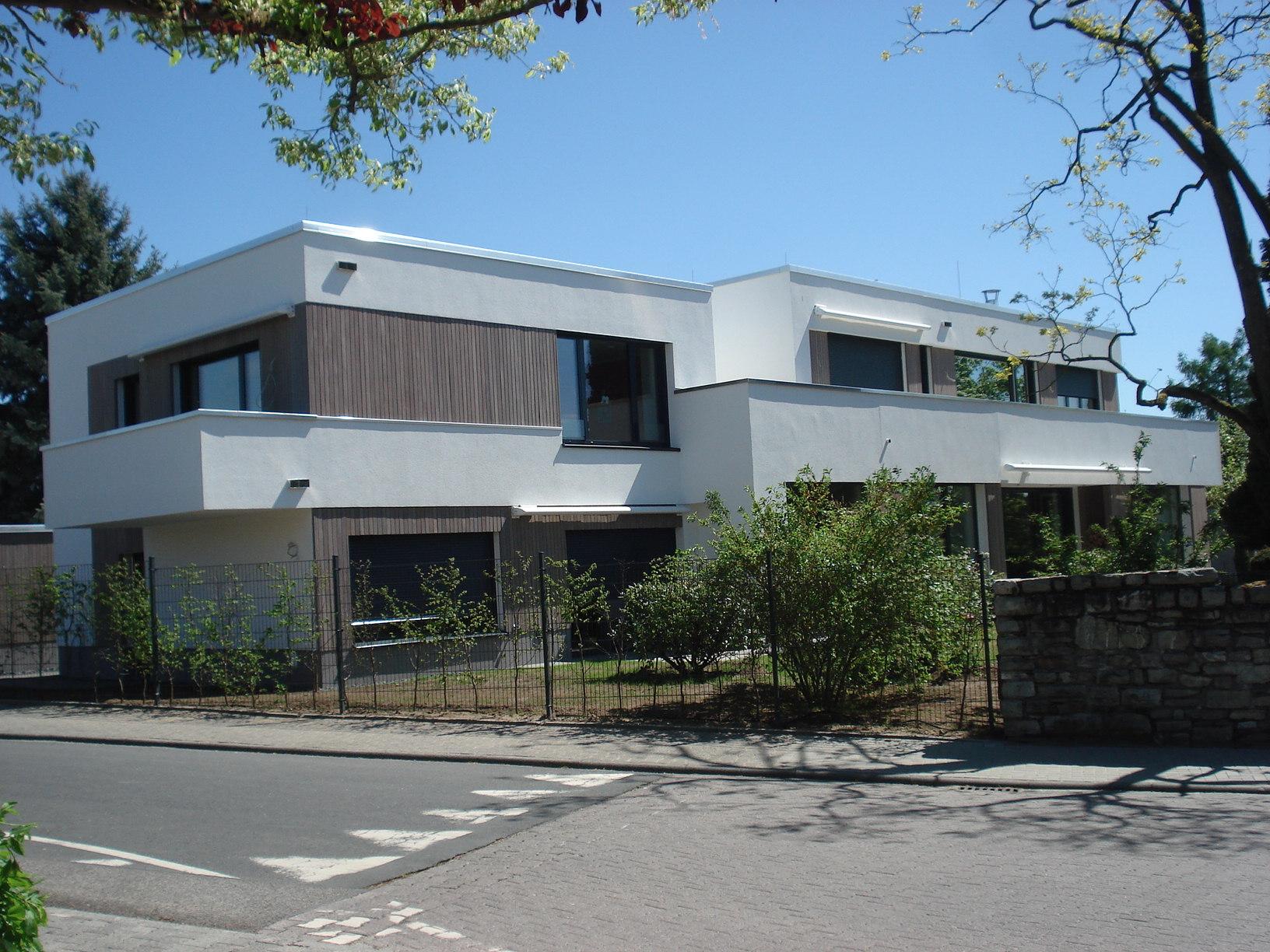 Architekt Bad Homburg architekten bad homburg villa bad homburg kreateam architekten dietmar sch fer bad homburg