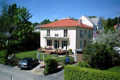 Neubau Einfamilienwohnhaus in Oberursel