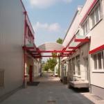 Um und Anbau einer Lagehalle Hochheim am Main