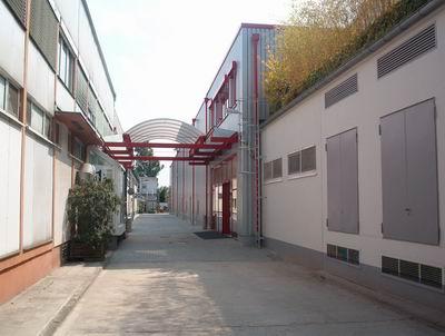 Um und Anbau einer Lagehalle Hochheim am Main (1)